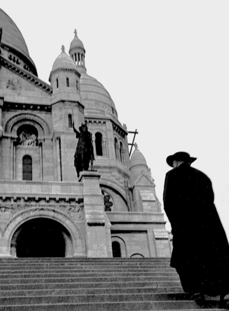 Sacre Coeur, Paris, 1938 © Fred Stein Archive